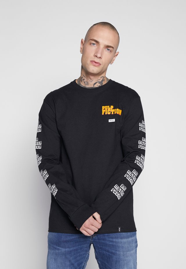 PULP FICTION BAD - Long sleeved top - black