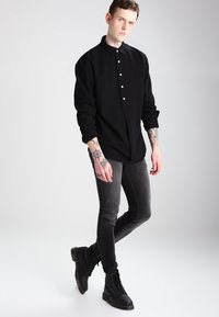 Resteröds - POP OVER - Camisa - black - 1