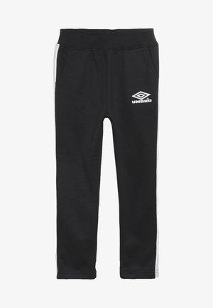 EROS JOGPANT - Pantalones deportivos - stretch limo/bright white/dew