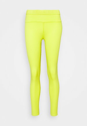 LEGGINGS - Leggings - lime yellow
