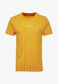 Nominal - DALI TEE - Print T-shirt - mustard - 3