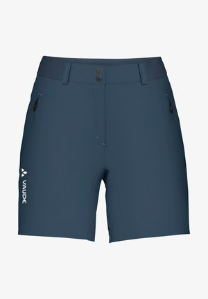 Sports shorts - steelblue