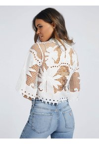Guess - Blouse - weiß - 2