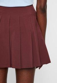 J.LINDEBERG - Shorts - dark brown - 5