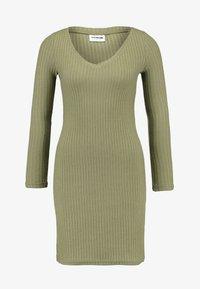 Noisy May - Day dress - olivine - 3