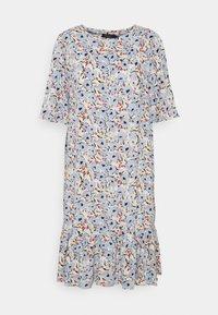 Soaked in Luxury - SLIDE DRESS - Kjole - blue - 0