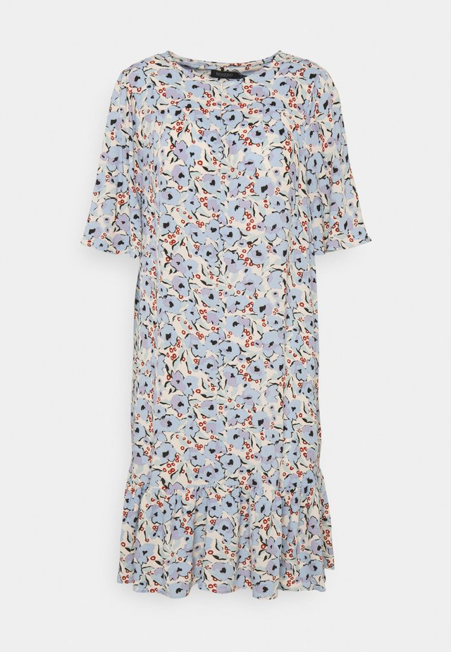 SLIDE DRESS - Sukienka letnia - blue
