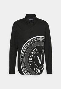 Versace Jeans Couture - Camicia - nero - 4