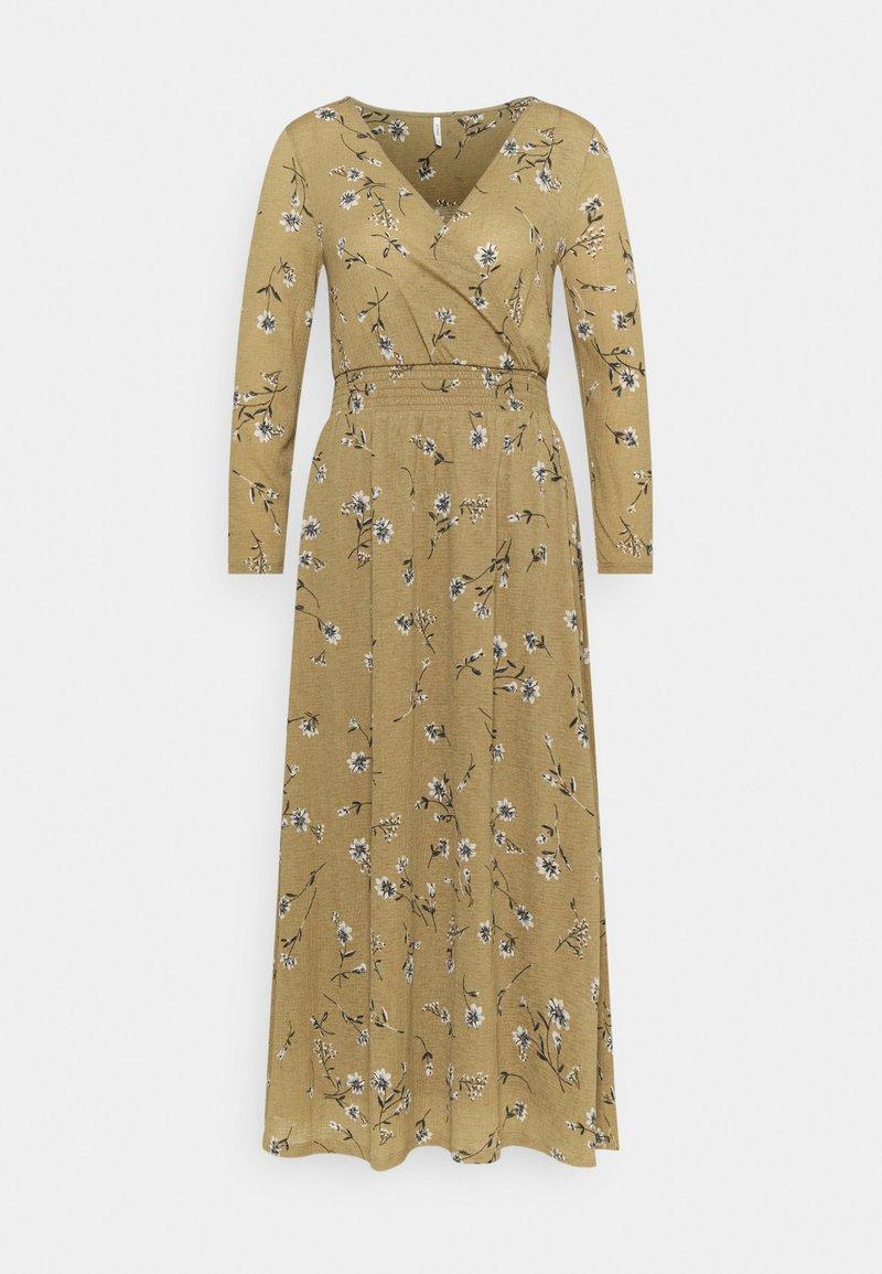 ONLY Tall - ONLPELLA DRESS TALL - Jersey dress - elmwood