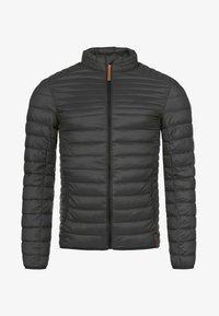 INDICODE JEANS - Light jacket - black - 8