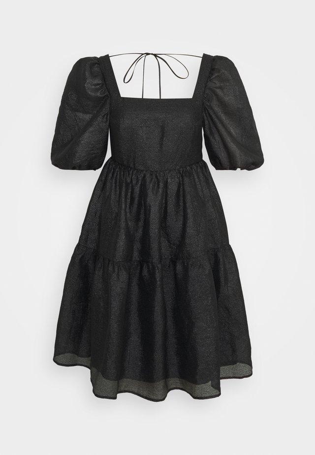 DUVA DRESS - Day dress - black