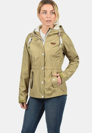 TONI - Outdoor jacket - sand