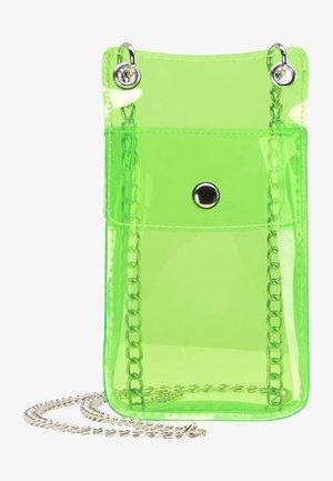 Bandolera - neon grün