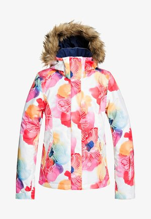 JET SKI  - Snowboard jacket - bright white