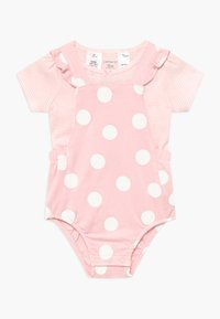 Carter's - BIG DOTS SET - Overal - pink - 0