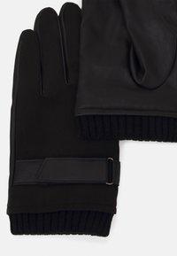 Pier One - Gloves - black - 2