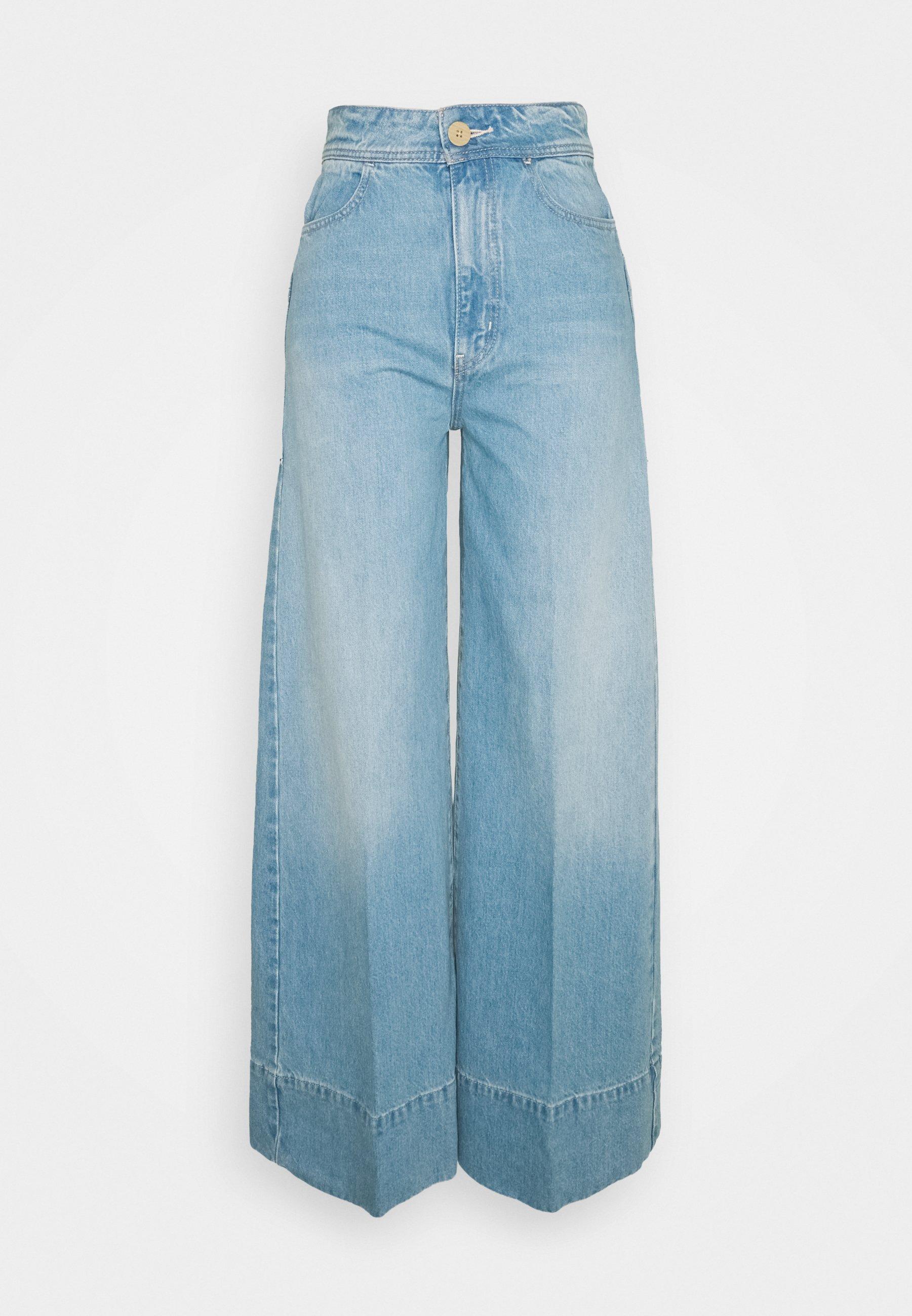 Women TALIA TROUSER - Flared Jeans
