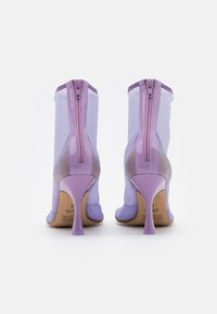 MM6 Maison Margiela - High heeled ankle boots - lavender frost - 3