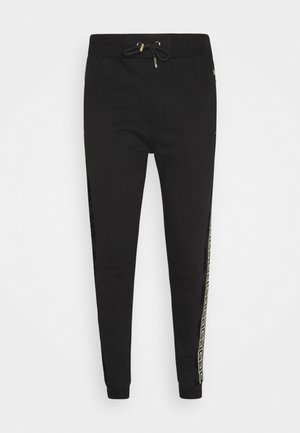 BARCO - Trainingsbroek - black/gold