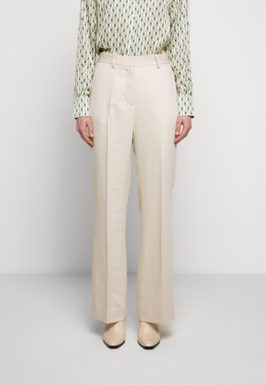 2ND ANNIE THINKTWICE - Trousers - broken white