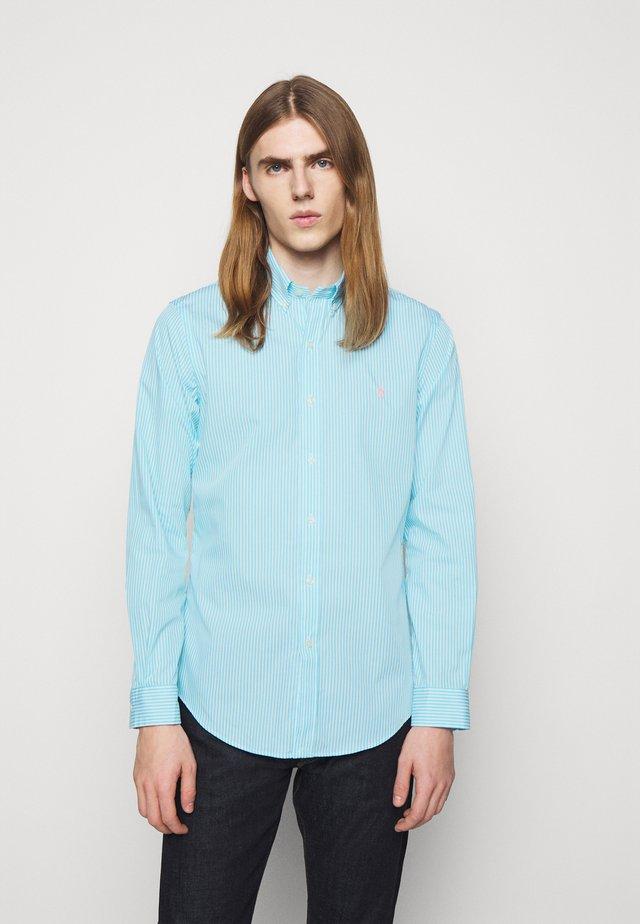 NATURAL - Košile - turquoise