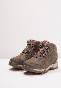 Hi-Tec - STORM WP WOMENS - Outdoorschoenen - taupe/dune/georgia peach - 2