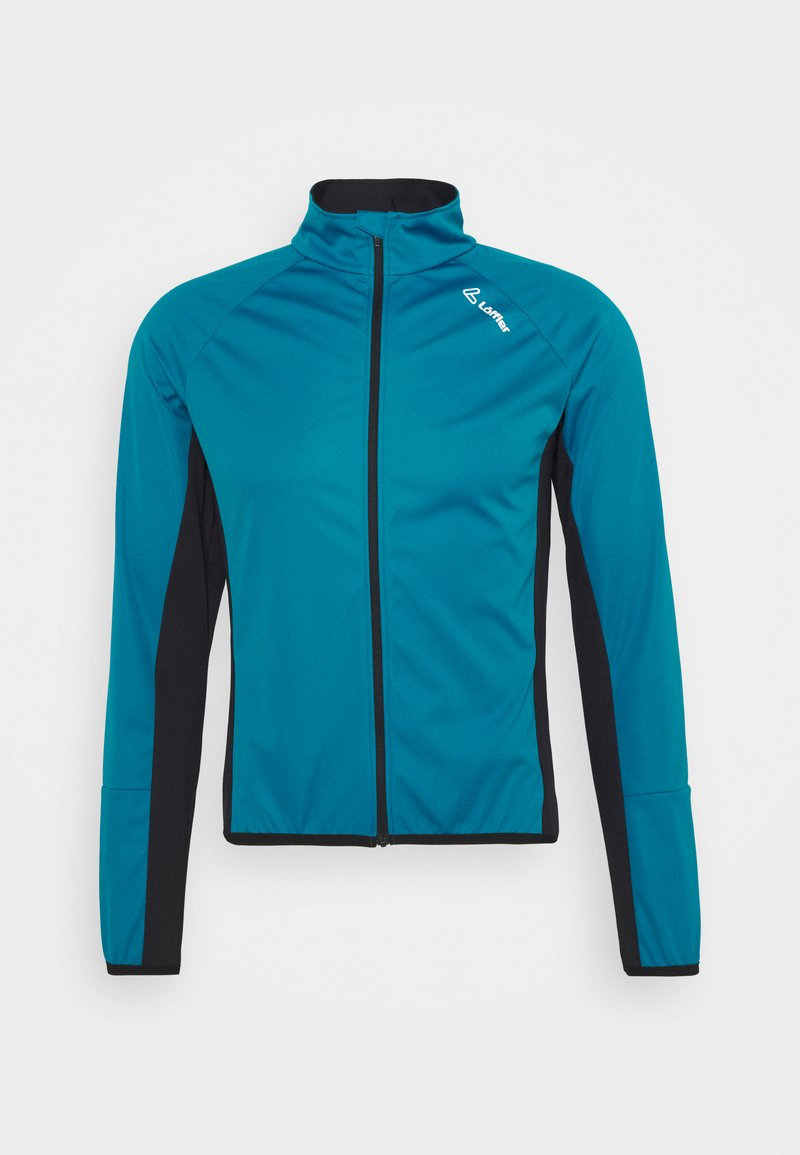 LÖFFLER - BIKE JACKE ALPHA LIGHT - Trainingsjacke - orbit