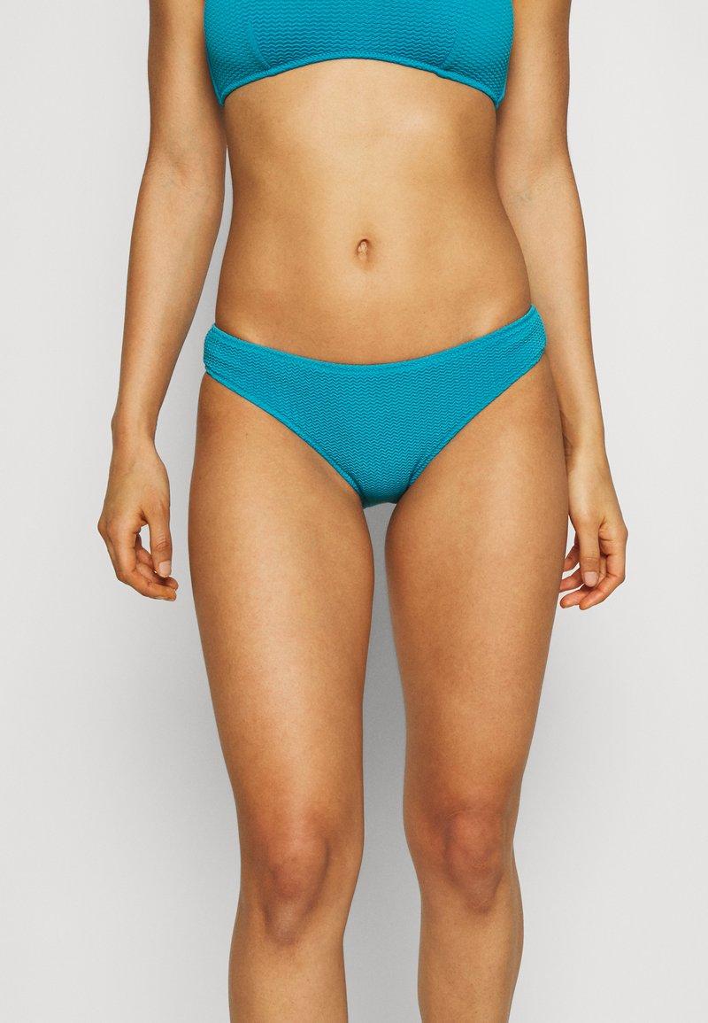 Seafolly - SEA DIVE HIPSTER - Bikini bottoms - blue grass
