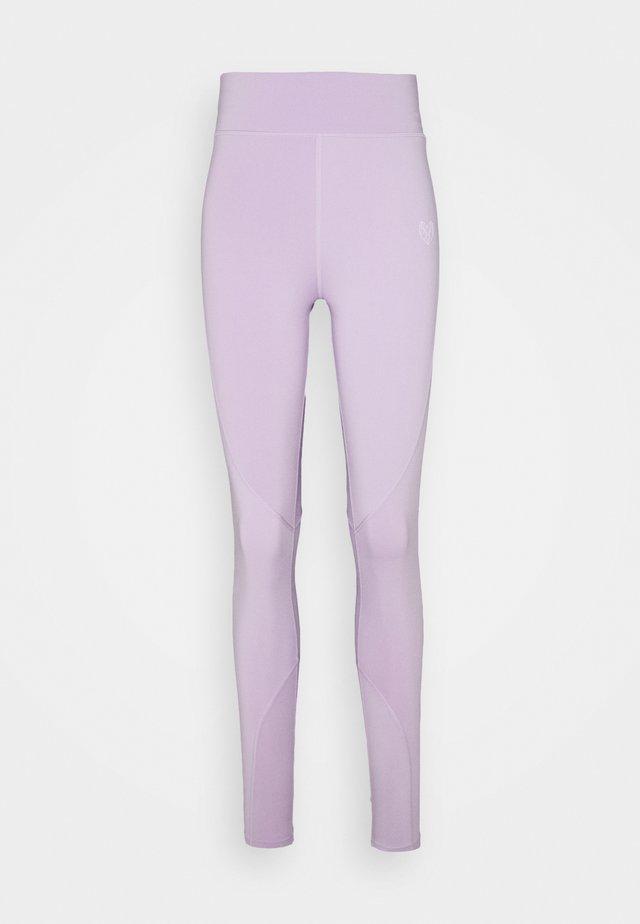 REZI FITNESS - Leggings - lilac
