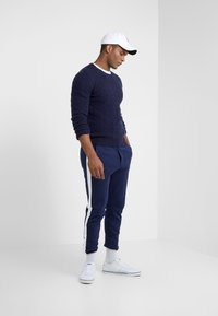 Polo Ralph Lauren - CABLE  - Jumper - hunter navy