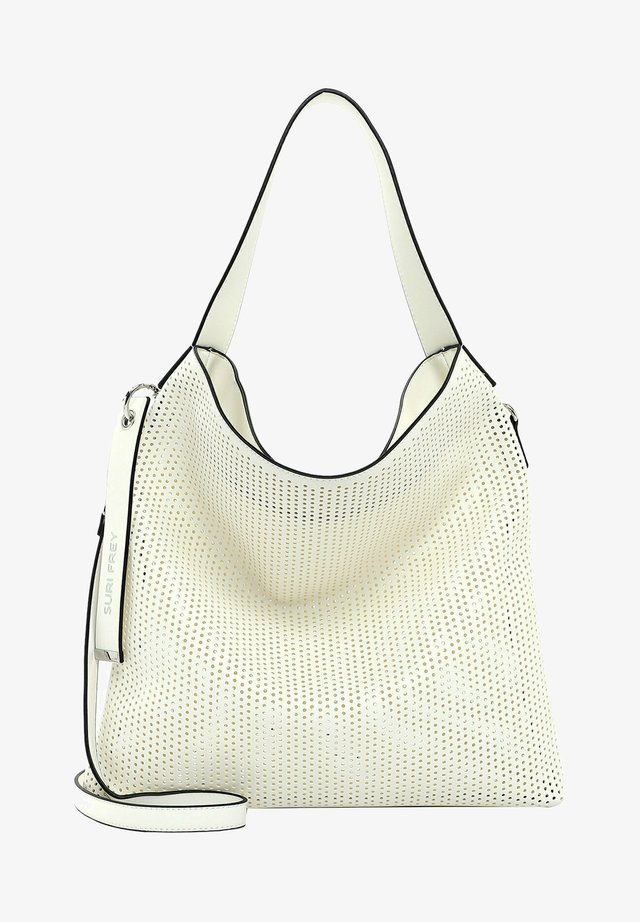 Shopping bag - white