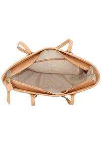 Valentino by Mario Valentino - LIUTO SHOPPER TASCHE 33 CM - Tote bag - ecru/multi - 3