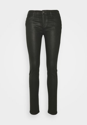 POCKETS PANT - Jeans Skinny Fit - denim nero