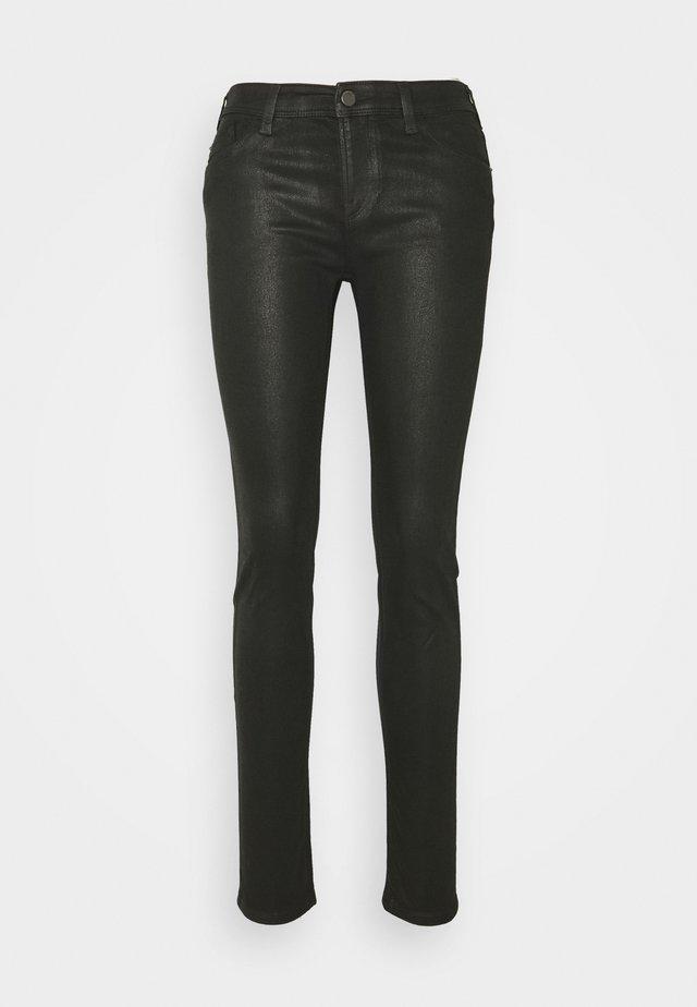 POCKETS PANT - Jeans Skinny Fit - denim nero