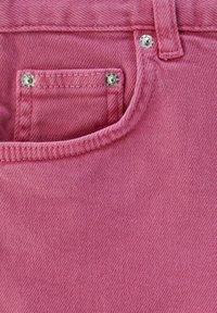 PULL&BEAR - Denim shorts - pink - 7