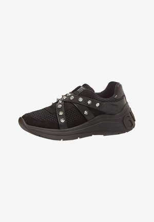 MIT NIETEN - Sneaker low - black