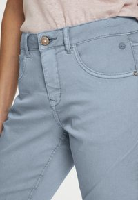 Cream - Slim fit jeans - dusty blue - 3