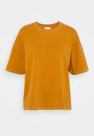 FIZVALLEY - T-shirts - ocre vintage