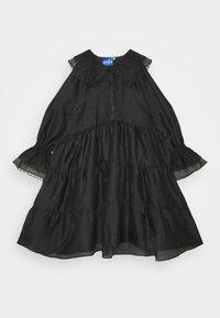 Cras - LENACRAS DRESS - Kjole - black - 0