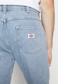 Dickies - HOUSTON - Straight leg jeans - blue - 4