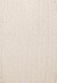 Fashion Union Tall - TEL - Gebreide jurk - cream - 2