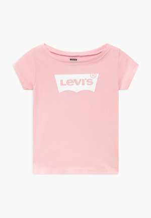BATWING A-LINE TEE - Camiseta estampada - rose shadow
