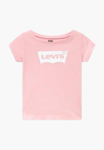 BATWING A LINE TEE - T-Shirt print - rose shadow