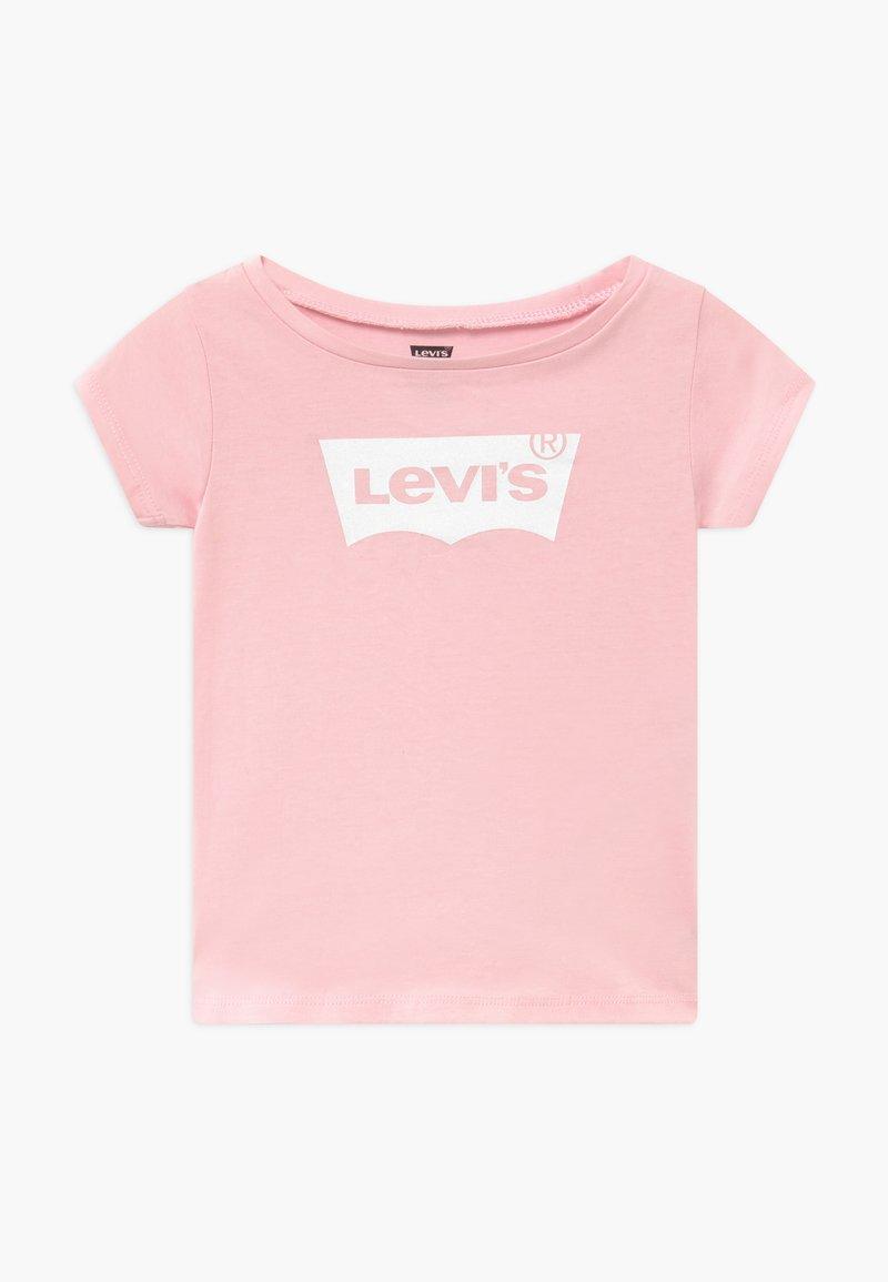Levi's® - BATWING A LINE TEE - T-shirt z nadrukiem - rose shadow
