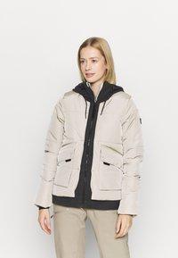 O'Neill - AZURITE JACKET - Snowboard jacket - chateau gray - 0