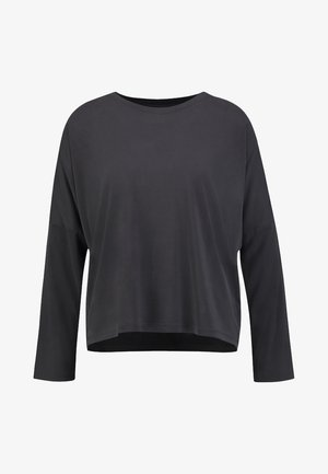 CLAUDIA - Long sleeved top - black