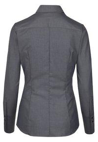 Seidensticker - SCHWARZE ROSE - Button-down blouse - grau - 1