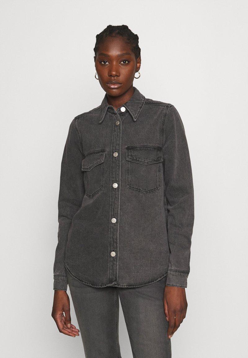 Carin Wester - KAREN - Skjorte - black