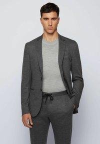 BOSS - NORWIN J TW - Blazer - grey - 0