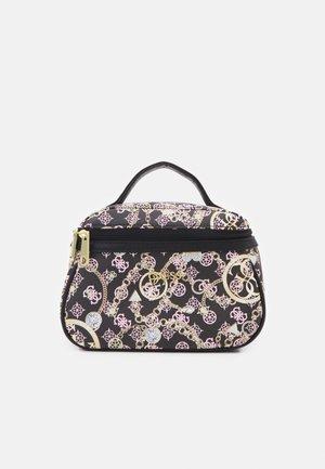 MILENE BEAUTY - Wash bag - black